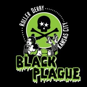 Black Plague Recreational Roller Derby