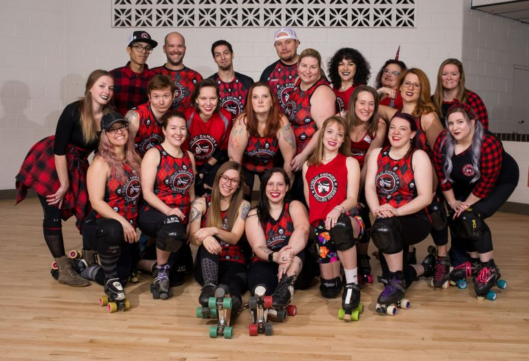 Public Enemies Roller Derby Team